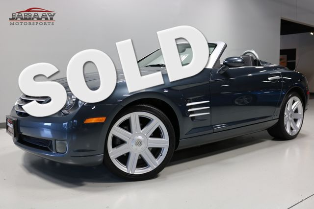2007 Chrysler Crossfire Limited Merrillville, Indiana
