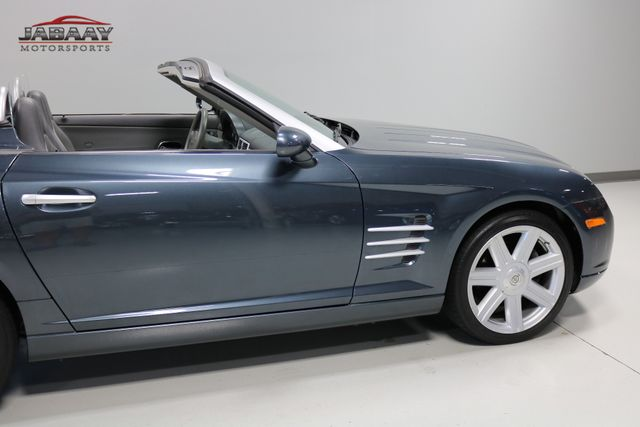 2007 Chrysler Crossfire Limited Merrillville, Indiana 38
