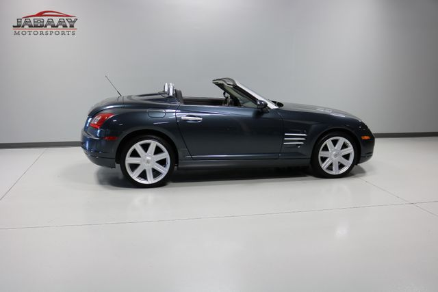 2007 Chrysler Crossfire Limited Merrillville, Indiana 40