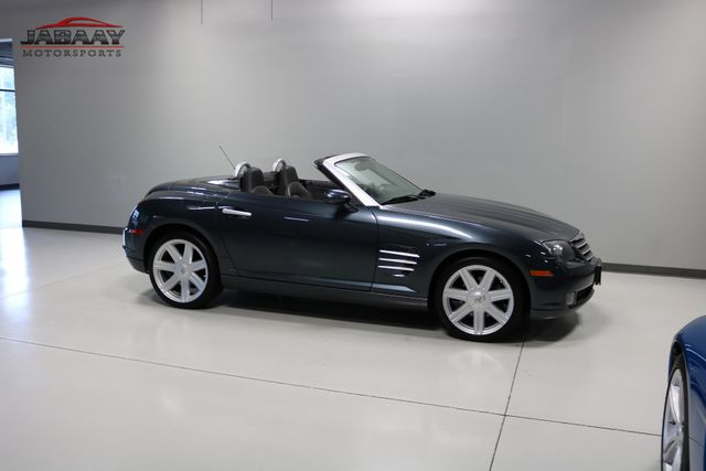 2007 Chrysler Crossfire Limited Merrillville, Indiana 42