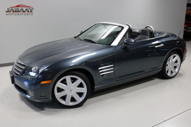 2007 Chrysler Crossfire Limited Merrillville, Indiana 28