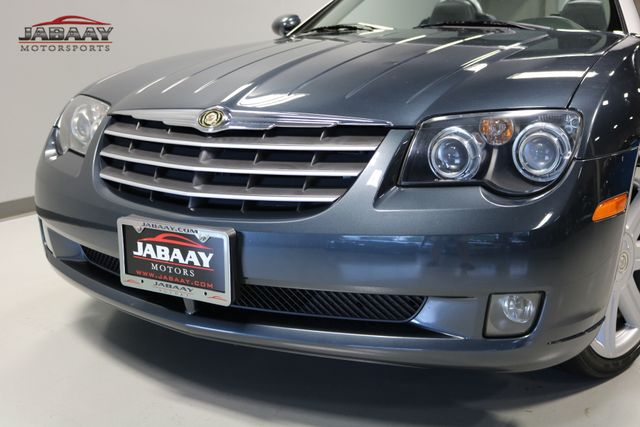 2007 Chrysler Crossfire Limited Merrillville, Indiana 29