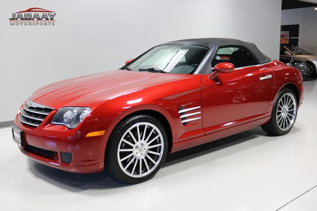 2007 Chrysler Crossfire Merrillville, Indiana 22
