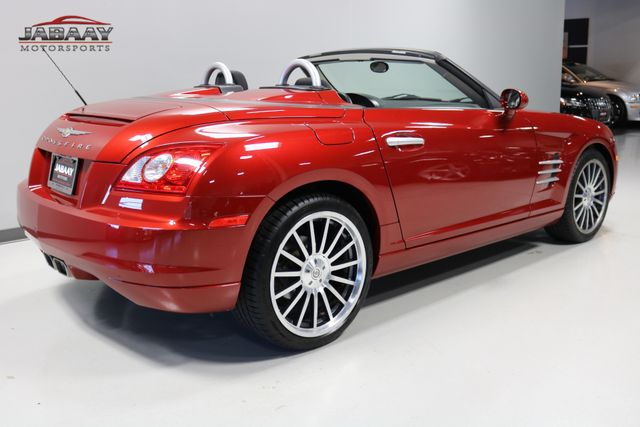 2007 Chrysler Crossfire Merrillville, Indiana 4