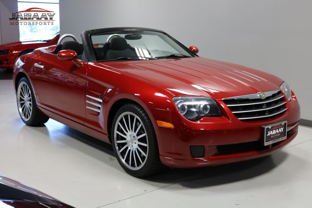 2007 Chrysler Crossfire Merrillville, Indiana 6