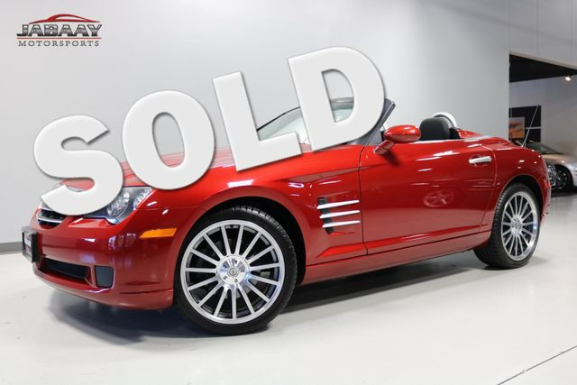2007 Chrysler Crossfire Merrillville, Indiana 0
