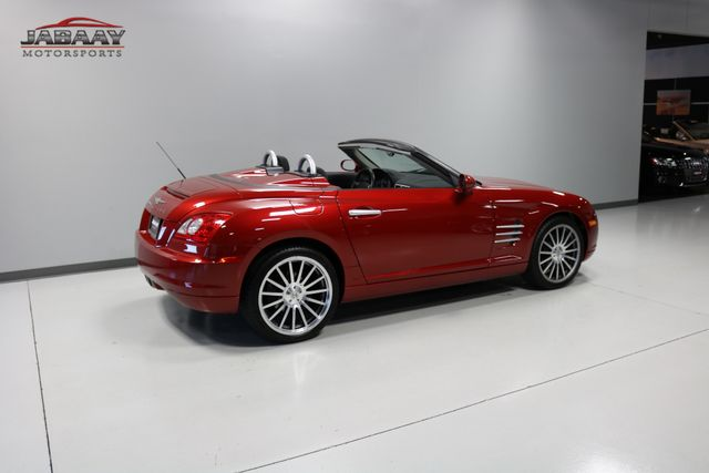 2007 Chrysler Crossfire Merrillville, Indiana 37
