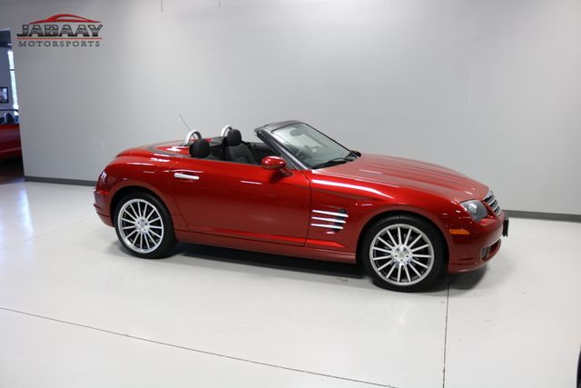 2007 Chrysler Crossfire Merrillville, Indiana 40