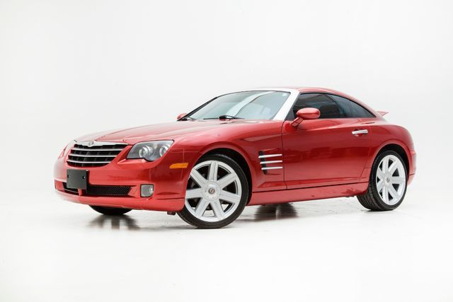 2007 Chrysler Crossfire Limited in Plano, TX 75075