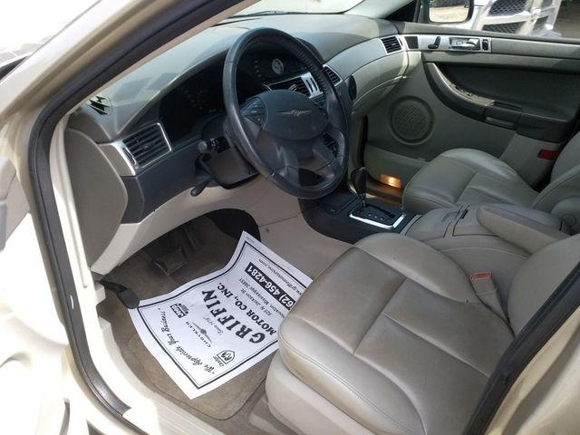 2007 Chrysler Pacifica Touring Houston, Mississippi 6