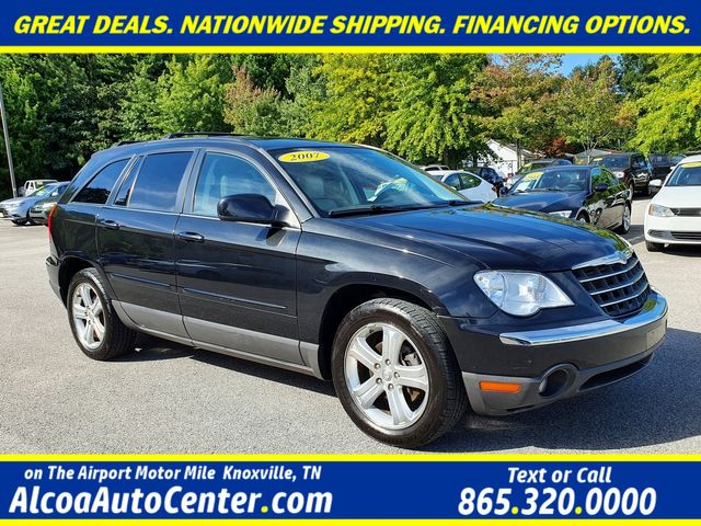 2007 Chrysler Pacifica Touring DVD Leather/Sunroof/19""