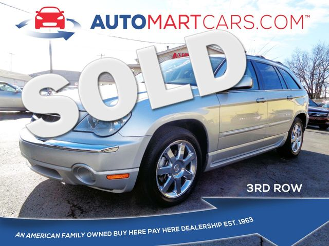 2007 Chrysler Pacifica Limited   Nashville, Tennessee   Auto Mart Used Cars Inc. in Nashville Tennessee