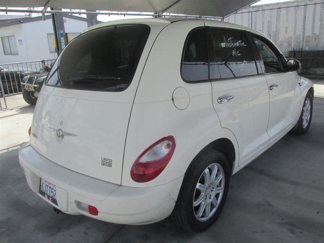 2007 Chrysler PT Cruiser Limited Gardena, California 2