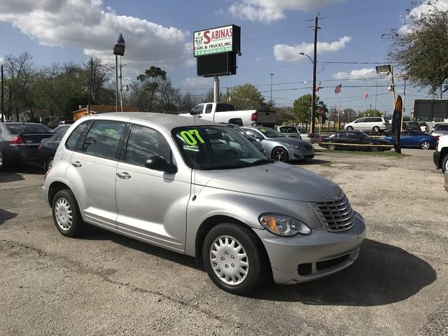 2007 Chrysler PT Cruiser Houston, TX 0