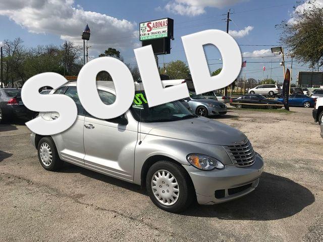2007 Chrysler PT Cruiser Houston, TX