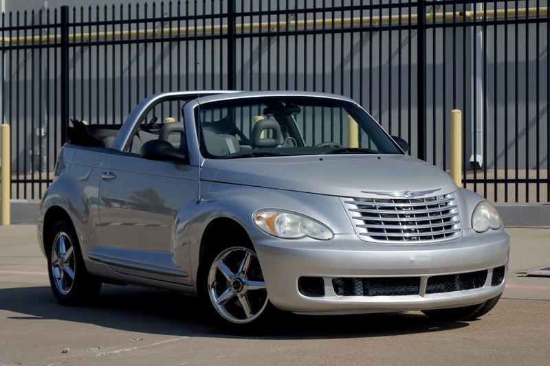 2007 Chrysler PT Cruiser *EZ Finance**Rare Convertible*   Plano, TX   Carrick's Autos in Plano TX
