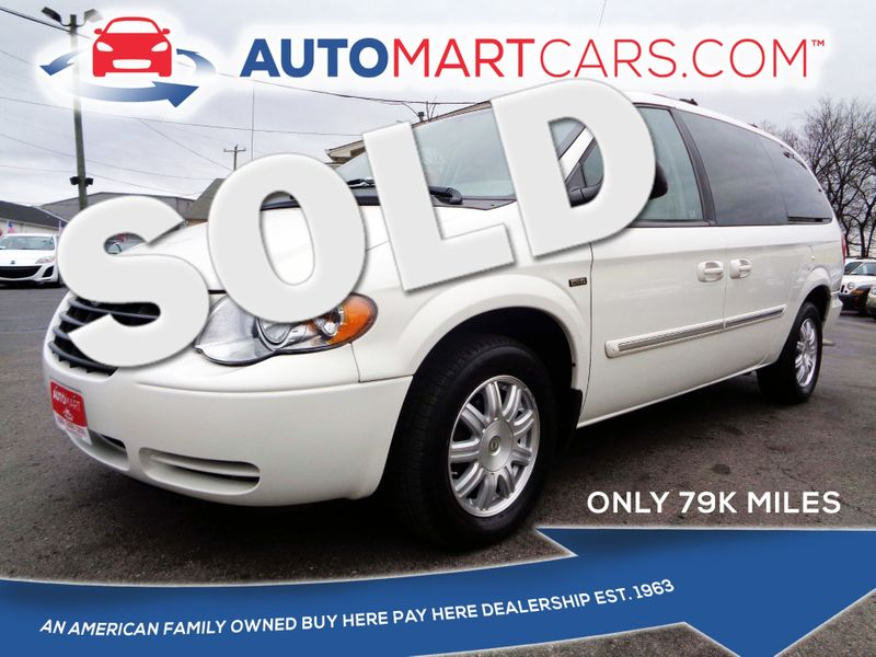 2007 Chrysler Town & Country Touring | Nashville, Tennessee | Auto Mart Used Cars Inc. in Nashville Tennessee