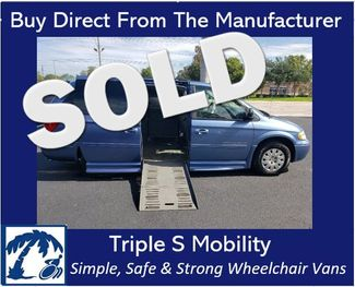2007 Chrysler Town & Country Lx Wheelchair Van Handicap Ramp Van Pinellas Park, Florida