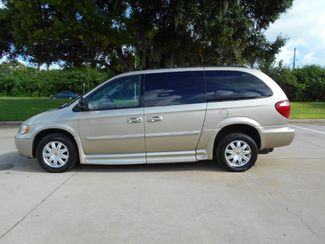 2007 Chrysler Town & Country Touring Wheelchair Van Pinellas Park, Florida 1