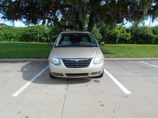 2007 Chrysler Town & Country Touring Wheelchair Van Pinellas Park, Florida 3