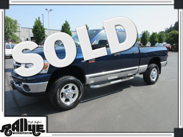 2007 Dodge 2500 Ram SLT Big Horn 4WD