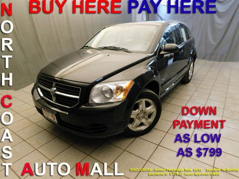 2007 Dodge Caliber SXT As low as $799 DOWN in Cleveland, Ohio