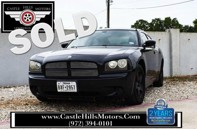 2007 Dodge Charger SE   Lewisville, Texas   Castle Hills Motors in Lewisville Texas