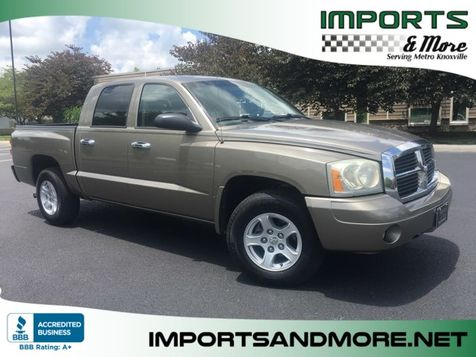 2007 Dodge Dakota 4WD SLT CREW CAB in Lenoir City, TN