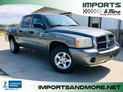 2007 Dodge Dakota SLT Crew Cab in Lenoir City, TN