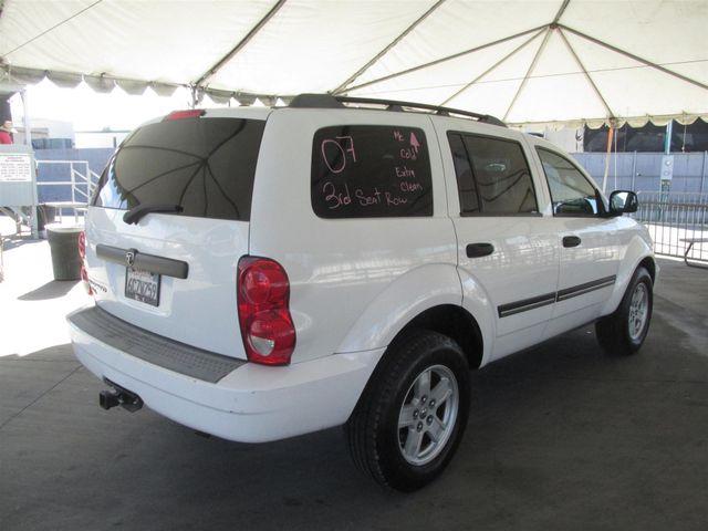 2007 Dodge Durango SLT Gardena, California 2