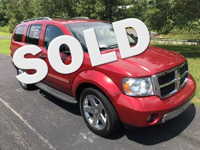 2007 Dodge Durango Limited Knoxville, Tennessee
