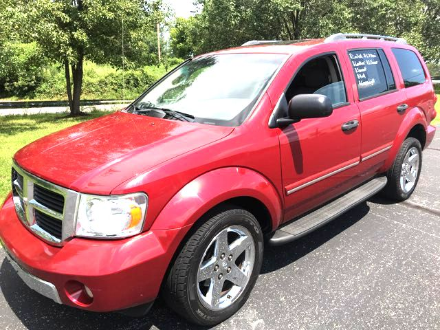 2007 Dodge Durango Limited Knoxville, Tennessee 2