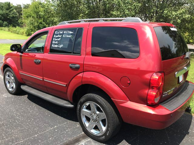 2007 Dodge Durango Limited Knoxville, Tennessee 5