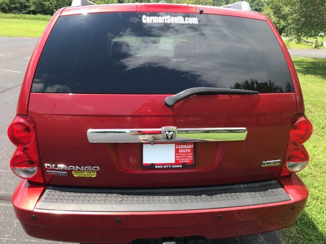 2007 Dodge Durango Limited Knoxville, Tennessee 4