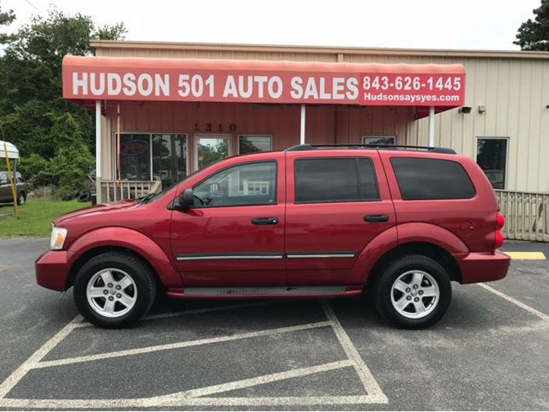2007 Dodge Durango SLT | Myrtle Beach, South Carolina | Hudson Auto Sales in Myrtle Beach South Carolina