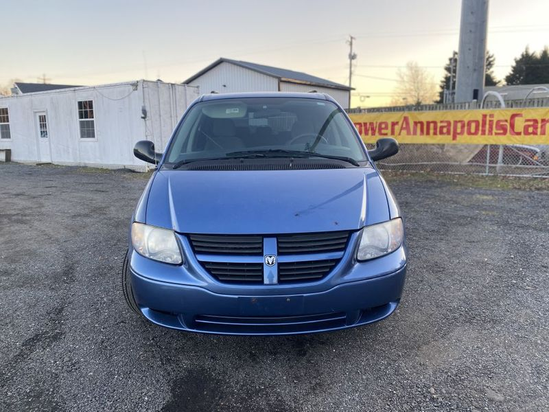 2007 Dodge Grand Caravan SE  city MD  South County Public Auto Auction  in Harwood, MD