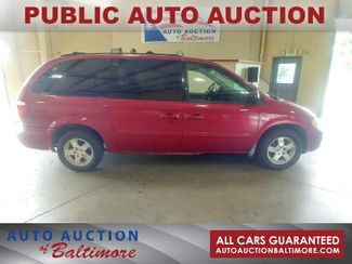 2007 Dodge Grand Caravan SXT   JOPPA, MD   Auto Auction of Baltimore  in Joppa MD