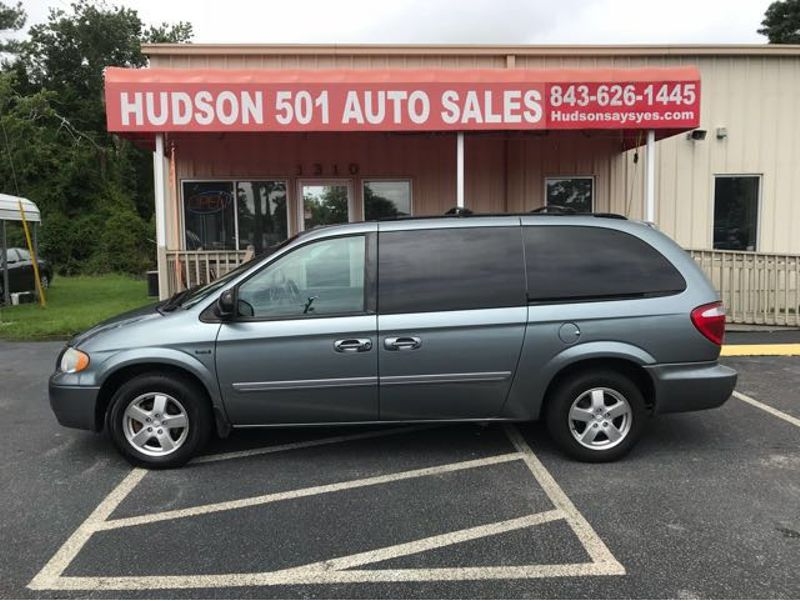2007 Dodge Grand Caravan SXT | Myrtle Beach, South Carolina | Hudson Auto Sales in Myrtle Beach South Carolina