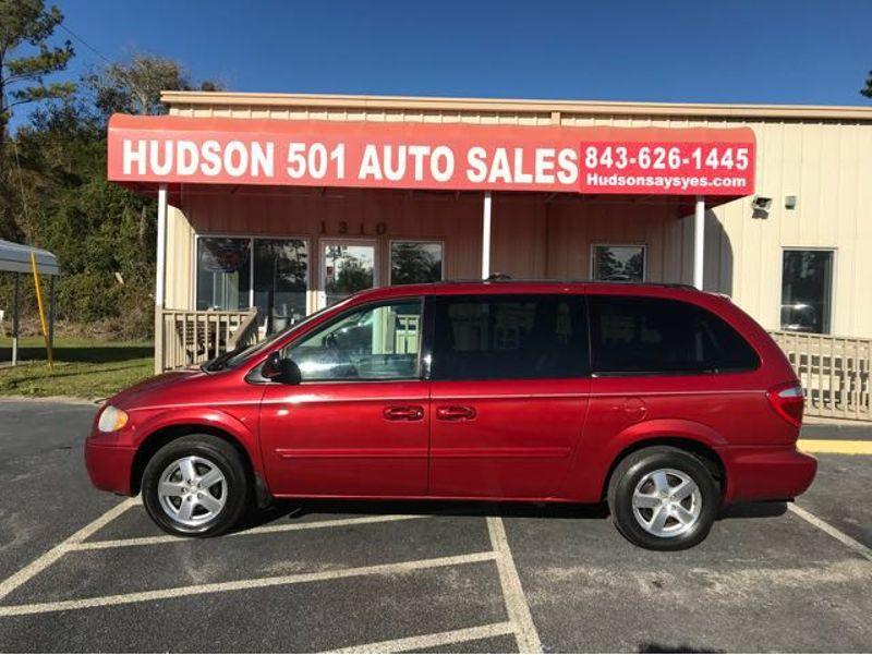 2007 Dodge Grand Caravan SXT | Myrtle Beach, South Carolina | Hudson Auto Sales in Myrtle Beach South Carolina