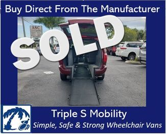 2007 Dodge Grand Caravan Se Wheelchair Van Handicap Ramp Van Pinellas Park, Florida