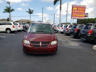 2007 Dodge Grand Caravan Se Wheelchair Van Handicap Ramp Van Pinellas Park, Florida 4