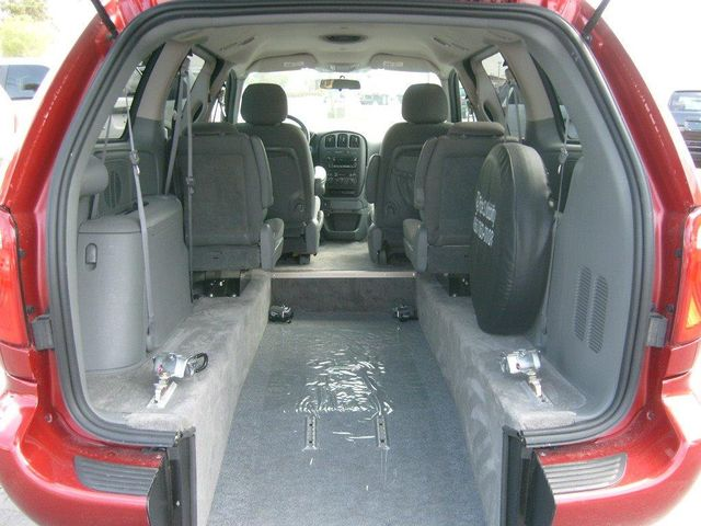 2007 Dodge Grand Caravan Se Wheelchair Van................. Pinellas Park, Florida 4