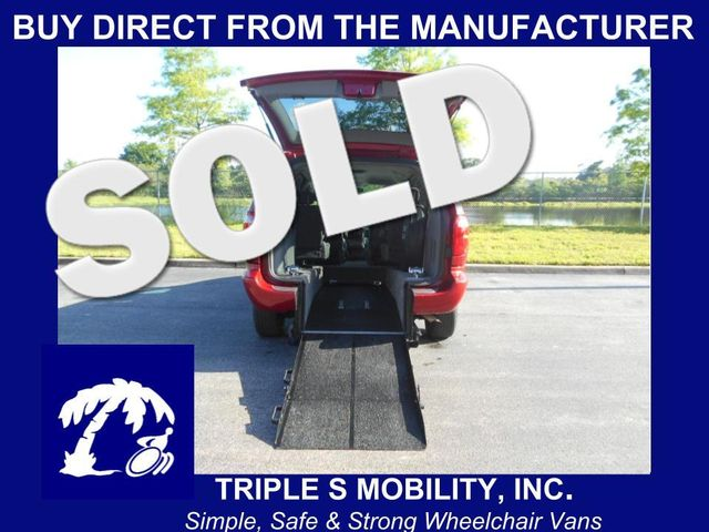 2007 Dodge Grand Caravan Se Wheelchair Van................. Pinellas Park, Florida 2