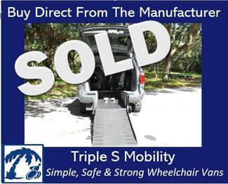 2007 Dodge Grand Caravan Sxt Wheelchair Van Handicap Ramp Van Pinellas Park, Florida