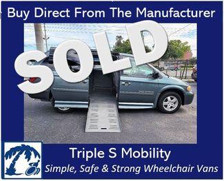 2007 Dodge Grand Caravan Sxt Wheelchair Van Handicap Ramp Van in Pinellas Park, Florida 33781