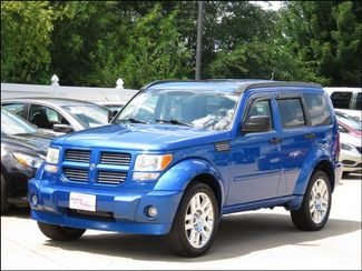 2007 Dodge Nitro R/T Electric Blue 4WD Leather/Sunroof/Infinity  in  Iowa