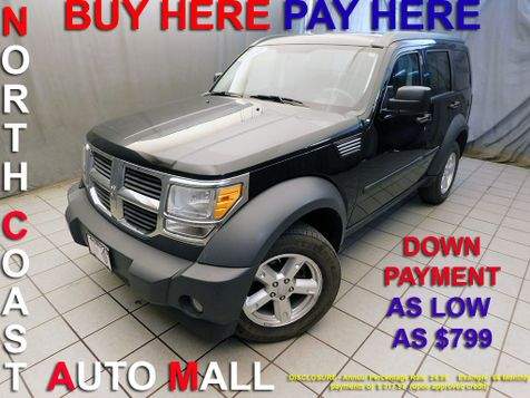 2007 Dodge Nitro SXTAs low as $799 DOWN in Cleveland, Ohio