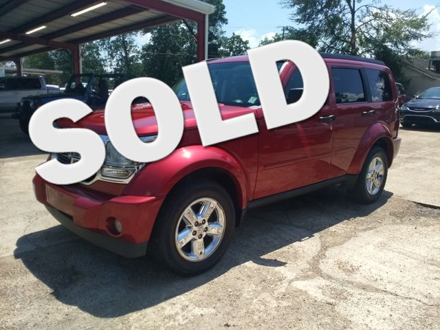 2007 Dodge Nitro SLT Houston, Mississippi