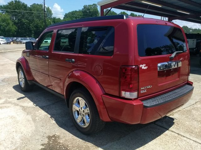 2007 Dodge Nitro SLT Houston, Mississippi 4