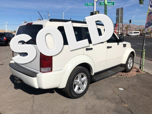 2007 Dodge Nitro SLT CAR PROS AUTO CENTER (702) 405-9905 Las Vegas, Nevada